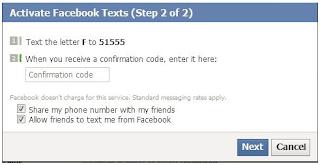 Cara merubah nomor ponsel Facebook terbaru