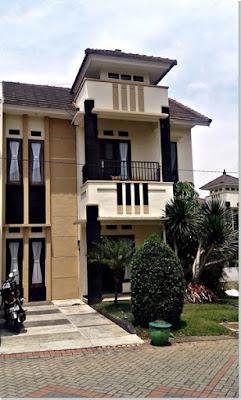 villa kusuma estate 2 kota batu