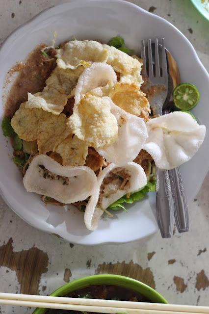 Rujak Juhi/Salad Juhi Gang Gloria Glodok