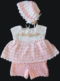 ملابس اطفال كروشيه