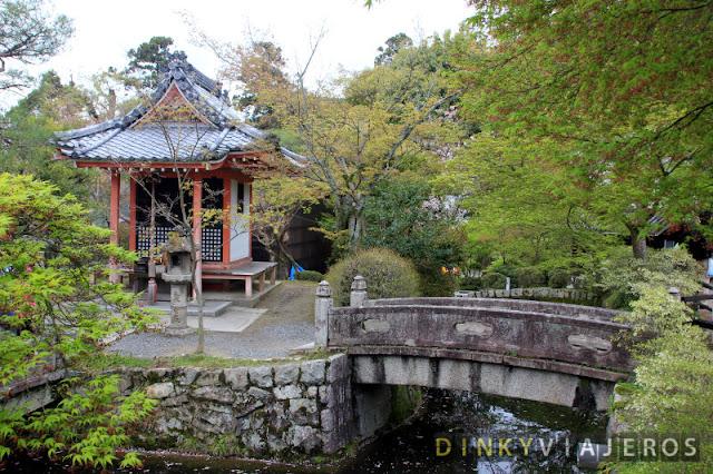Jardines de Kiyomizu-dera