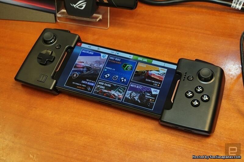 Asus ROG Phone Aksesori