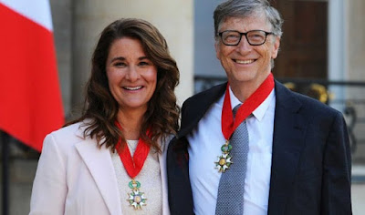It's Not Fair We Have Too Much Money – Bill Gates & Wife