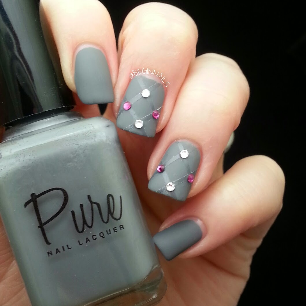 Let's Begin Nails: Charmingly Simple Nail Art Product Review