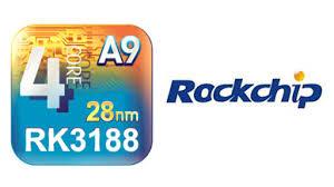 rockchip 3188 processor