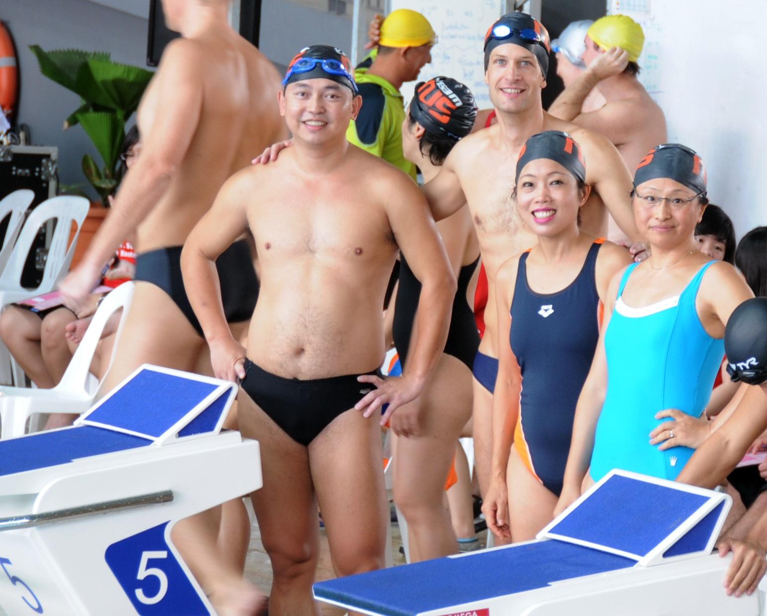 singapore swimming club midget meet 2012
