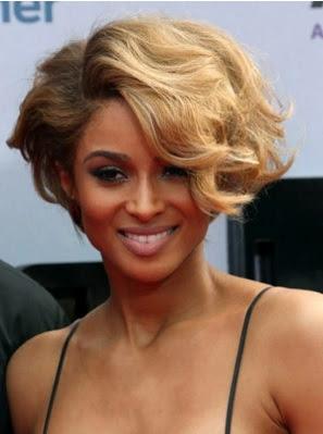 potongan style rambut tanggung wanita tahun 2013