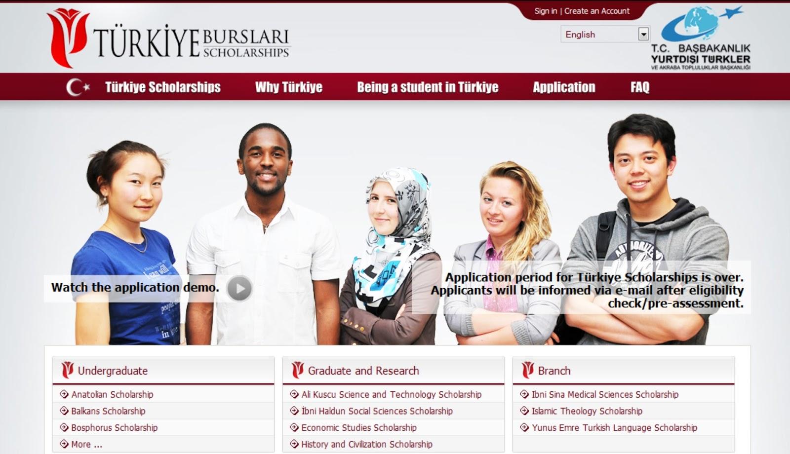 essay beasiswa turki