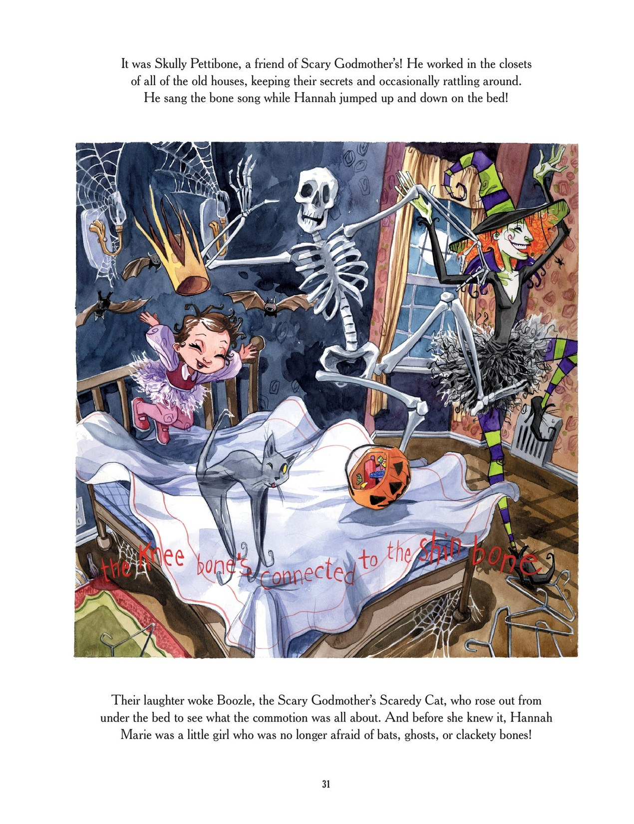 Read online Scary Godmother comic -  Issue # TPB - 31