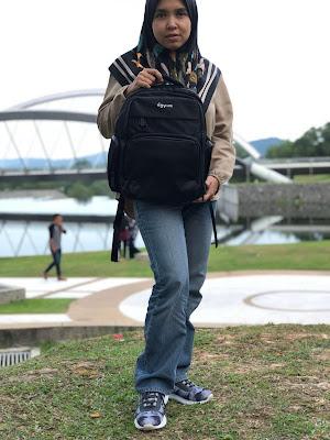 Joylee Olber Series Traveller Backpack