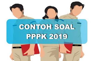 Contoh Soal CPNS 2018: Contoh Soal PPPK 2019 dan Kunci Jawaban Untuk Guru Honorer