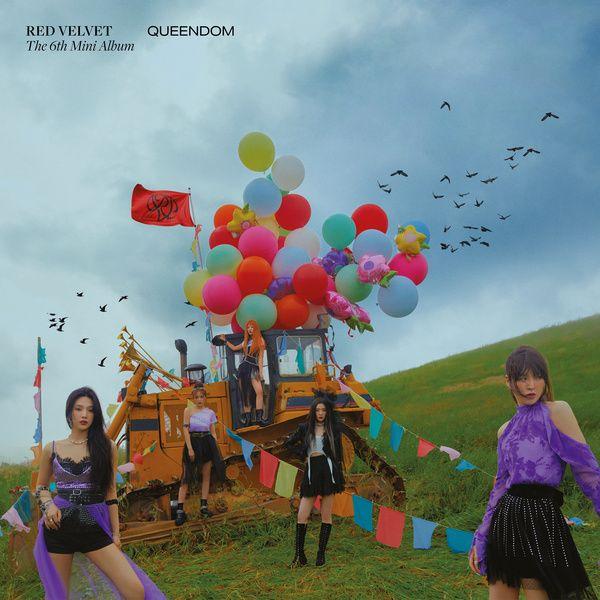 Red Velvet - Queendom - The 6th Mini Album