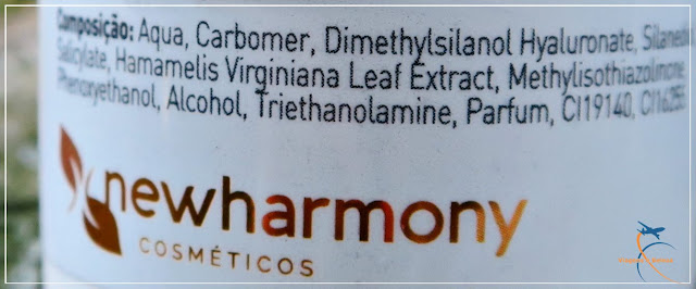 Gel Hidratante New's Face, perfeito para pele oleosa!