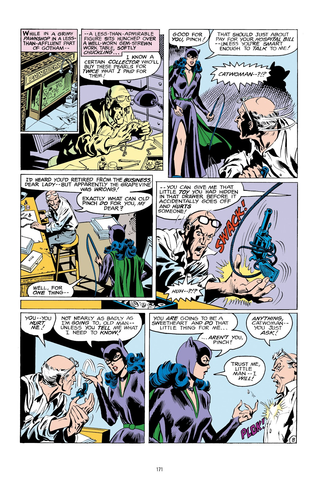 Read online Catwoman: A Celebration of 75 Years comic -  Issue # TPB (Part 2) - 72