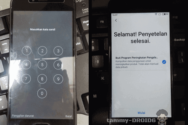 Remove Screen Lock Meizu M5C M710H with MRT Dongle