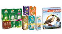 Logo Buoni sconto PesoForma e Céréal Bevande Vegetali: stampali ora!