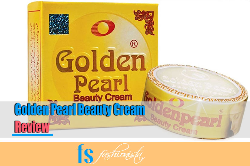 Golden Pearl Beauty Cream Review by Farheen