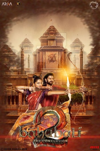 Baahubali 2 The Conclusion 2017 Hindi pDVDRip 450MB