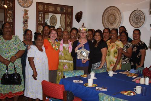 Chuuk women