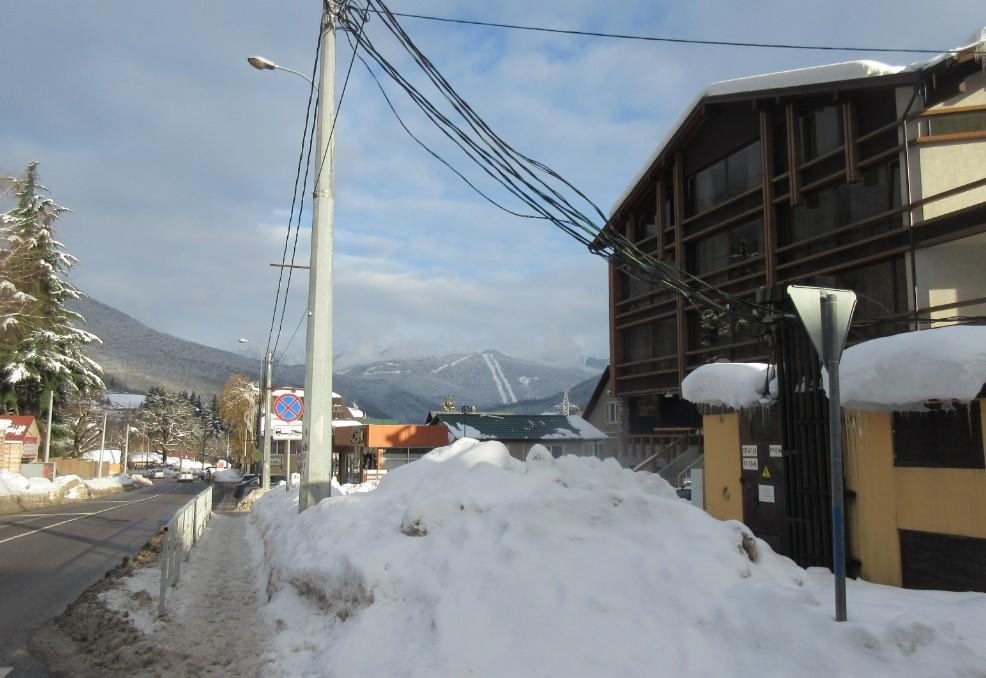 горный воздух фото поселка и пляжа