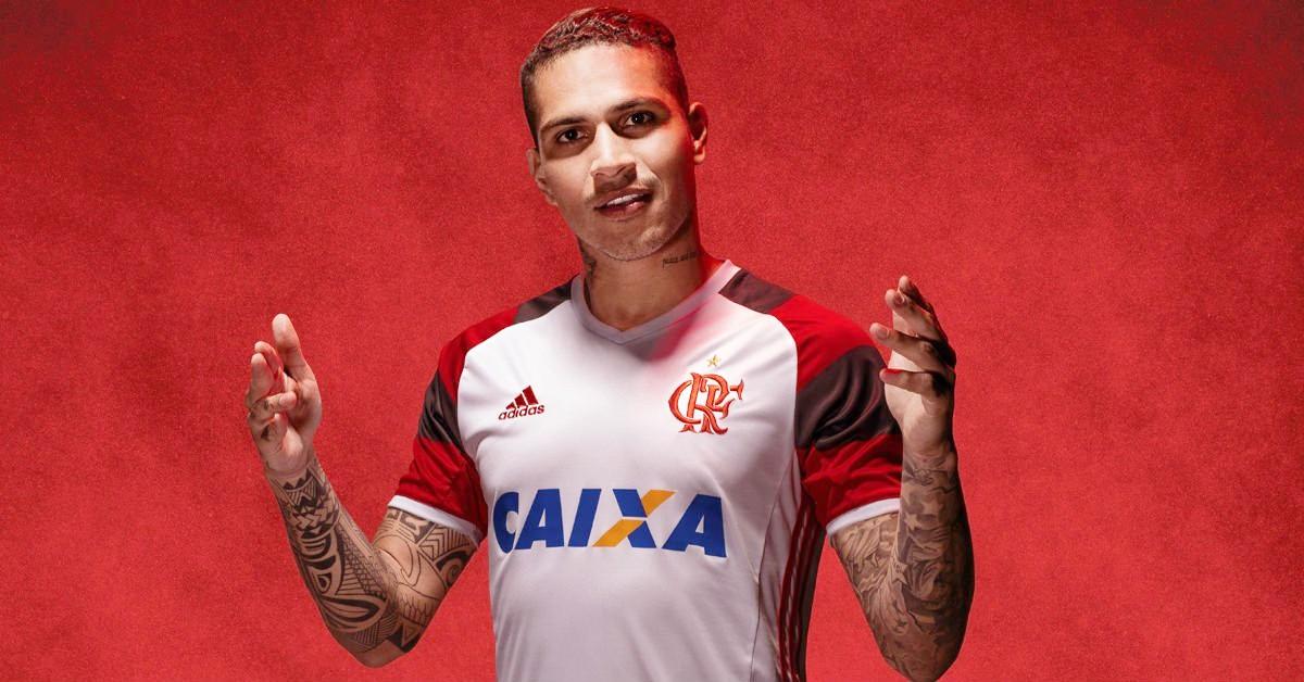 a8a1e6abeea48 Vaza nova camisa 2 do Flamengo.