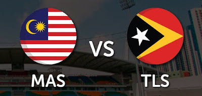 Keputusan Terkini Malaysia Vs Timor Leste 2 jun 2016