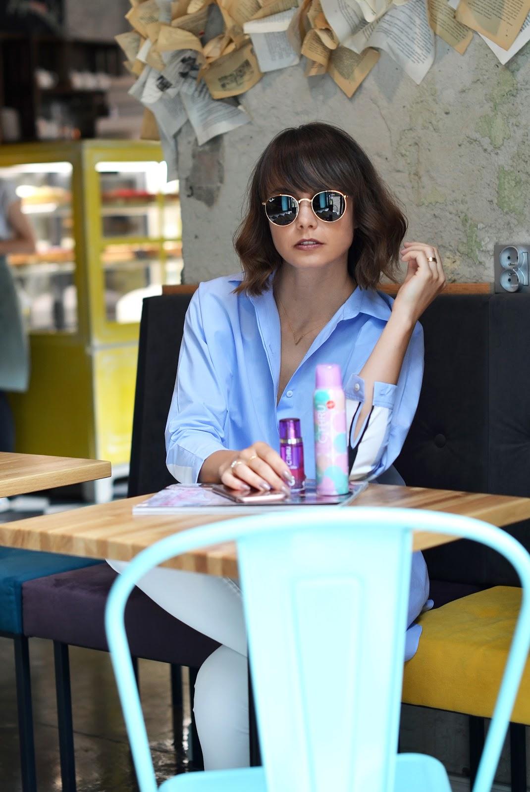 krakow | knajpka | kawiarnia | sesja w kawiarni | blogerka modowa