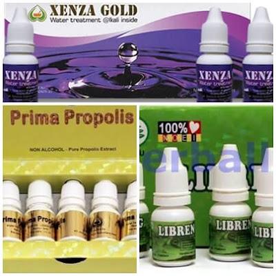 √ Macam-Macam Produk Herballove ⭐ Xenza Gold Original ✅ Herballove