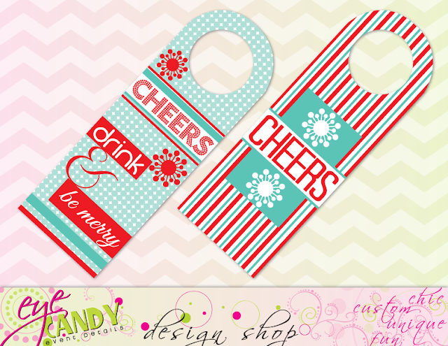 free download of holiday wine bottle hang tags, free bottle hang tags