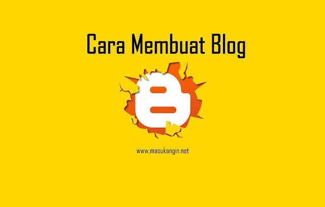 Bagaimana cara membuat blog untuk pemula secara gratis