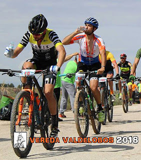 ciclismo MTB Villasequilla