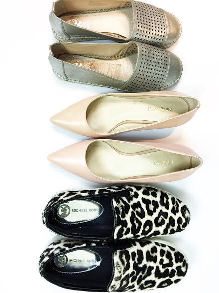 entrepôt chaussures