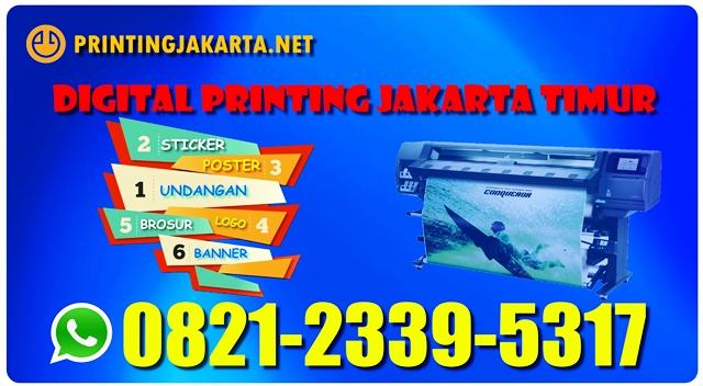 Digital Printing Jakarta Timur