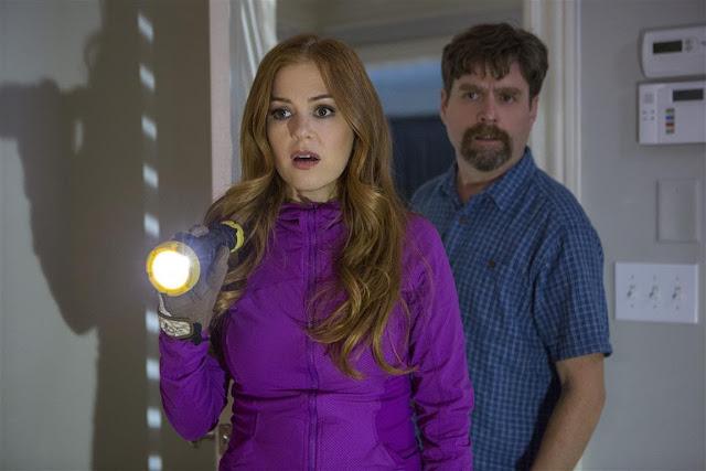 Tráiler español de 'Las apariencias engañan' con Zach Galifianakis e Isla Fisher