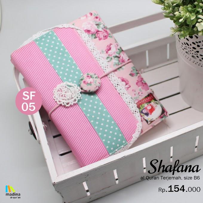 Al-Qur'an Madina Shafana 01
