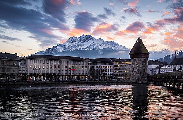 Grand European Tour Switzerland