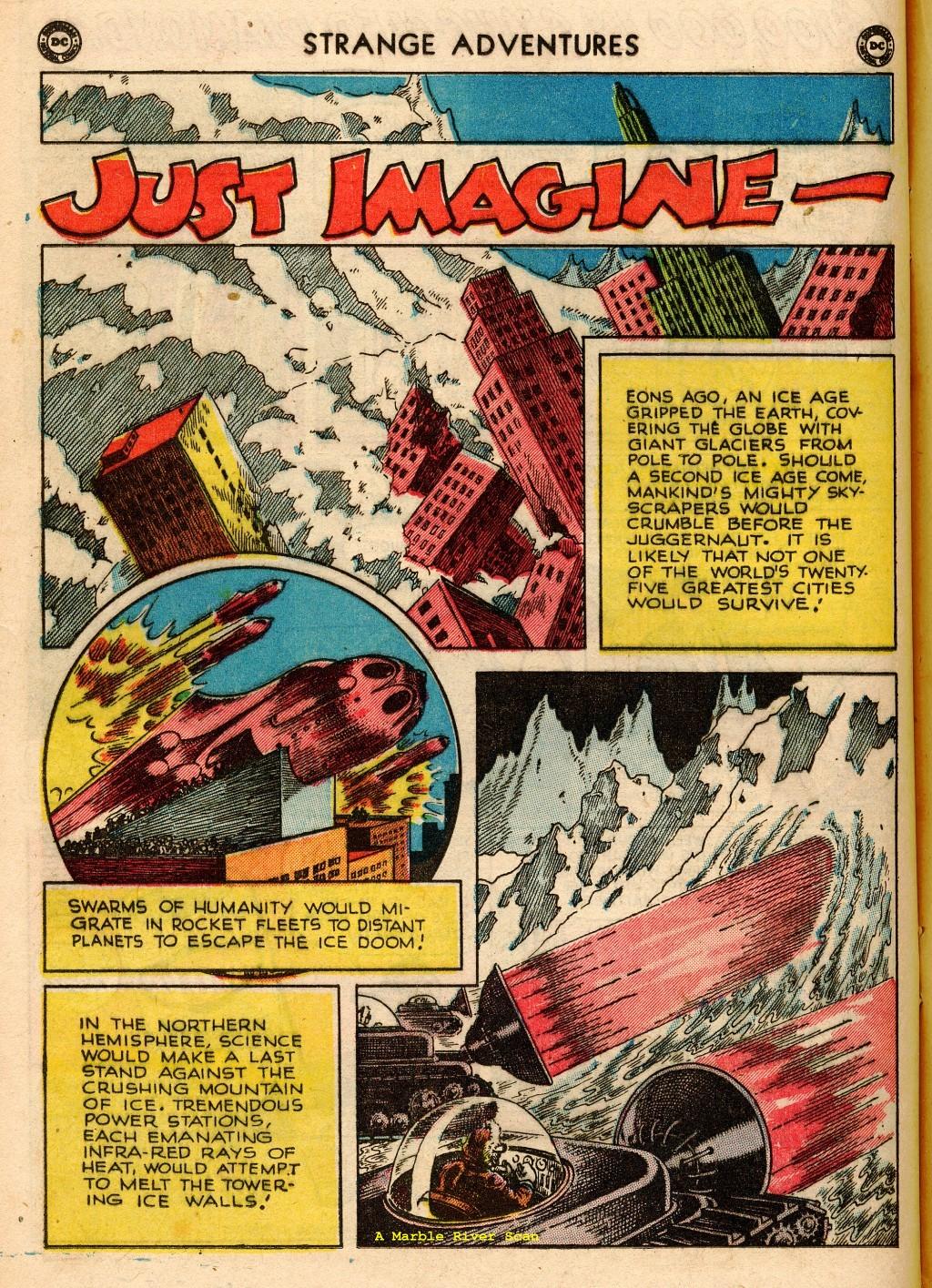 Strange Adventures (1950) issue 2 - Page 22