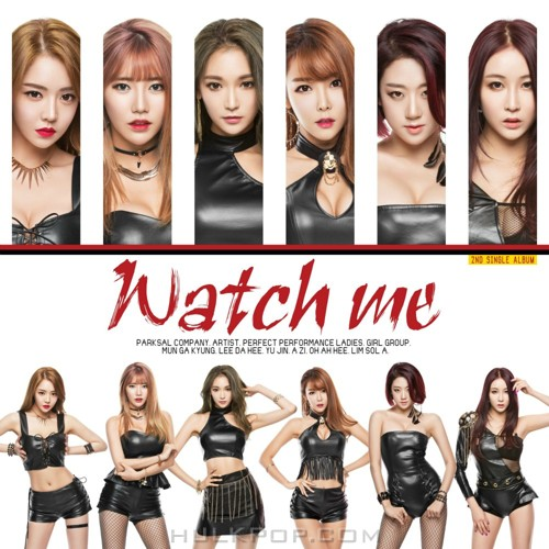 PPL – Watch Me (Chinese Ver.) – Single