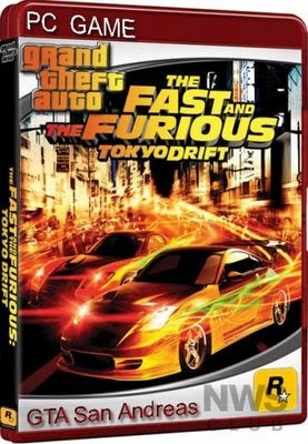 GTA Fast And Furious PC Games,With Crack,Patch Download