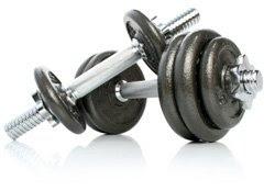 nâng tạ giúp bạn giảm cân