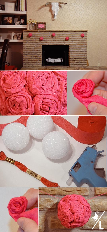 DIY Valentine Bunting