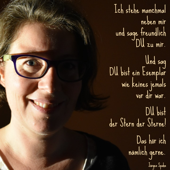 Du bist der Stern der Sterne-Gedicht von Jürgen Spohn