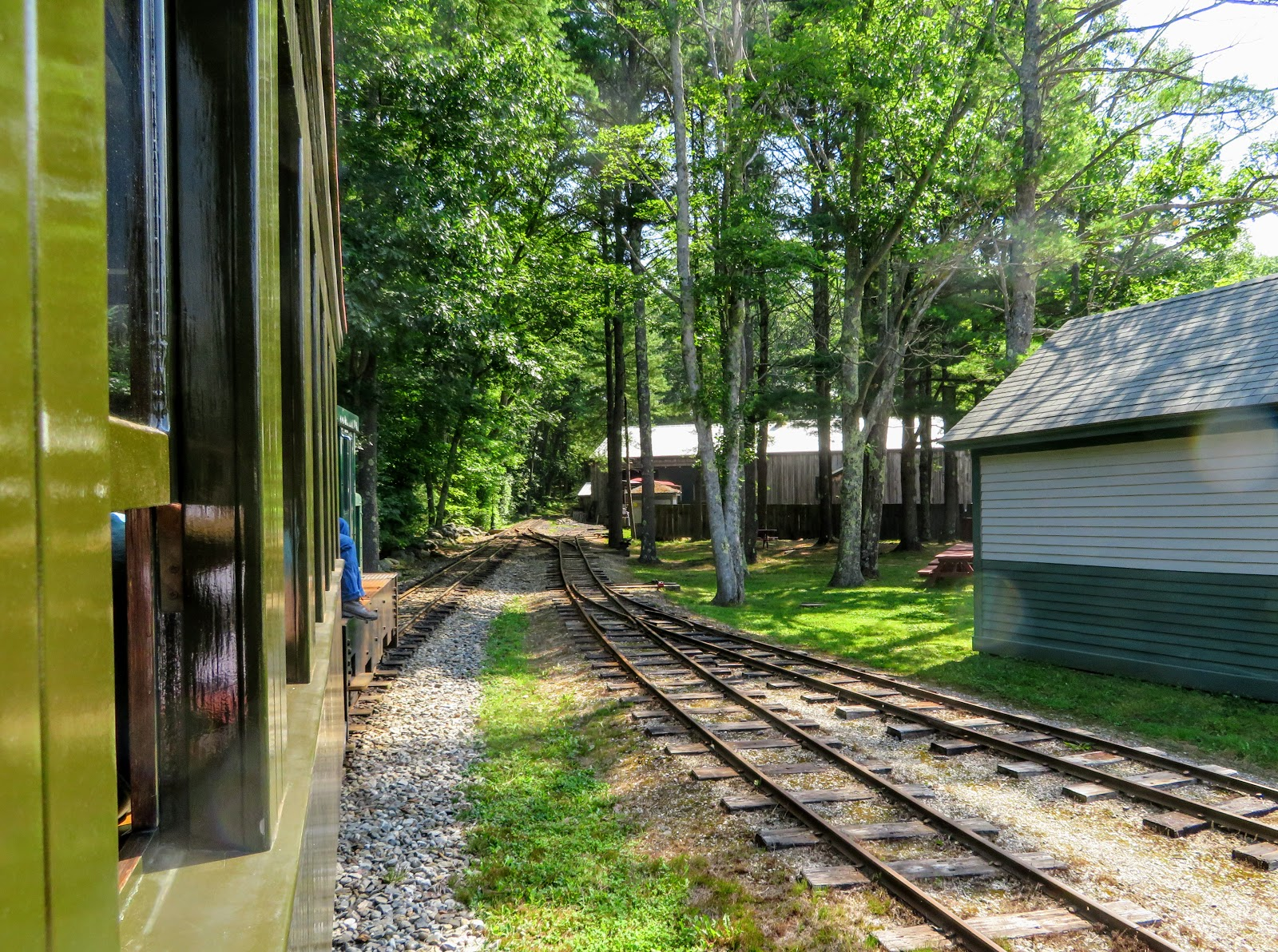 Big Daddy Dave: Boothbay Railway Village (II)
