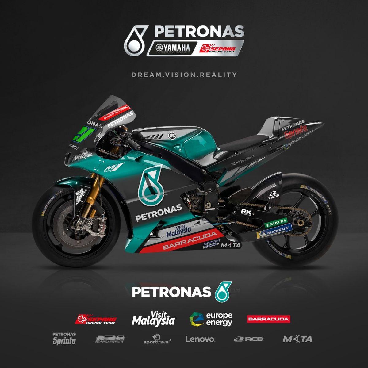 Petronas Yamaha Srt 2019 Motogp Wallpaper Kfzoom