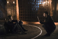 The Originals Season 4 Joseph Morgan and Charles Michael Davis Image (4)