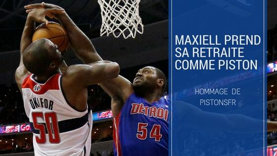 Jason Maxiell | PistonsFR, actualité des Detroit Pistons en france