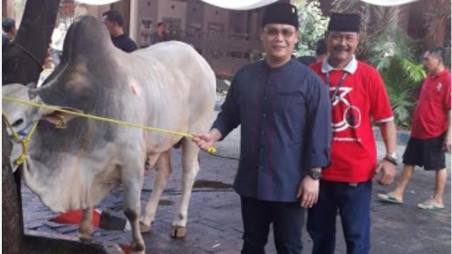 Pesan PDIP di Momen Idul Adha: Mari Sembelih Nafsu Binatang Dalam Diri