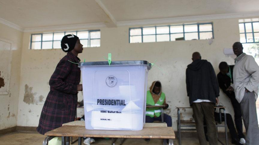 Kenya calls off repeat poll in opposition areas