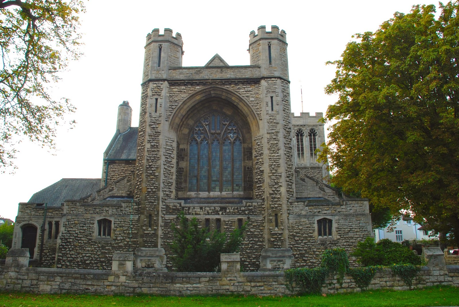 All Saints Church, Ealing