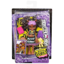 MH Monster Family Pawla Wolf Doll